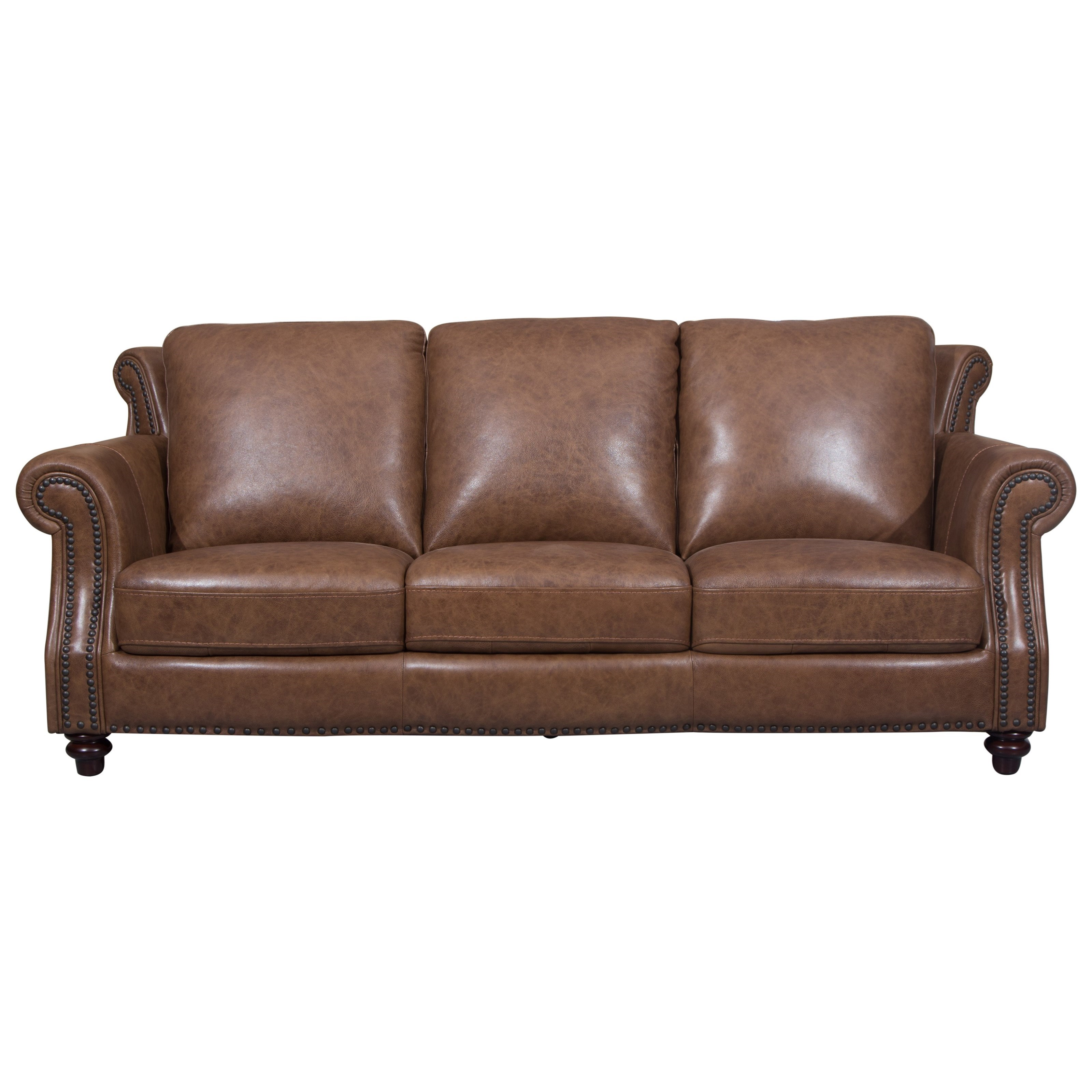 2115 Traditional Sofa by Cheers Sofa at Lagniappe Home Store