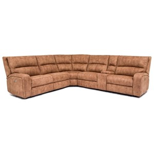 Cheers Sofa 5168HM Power Sectional