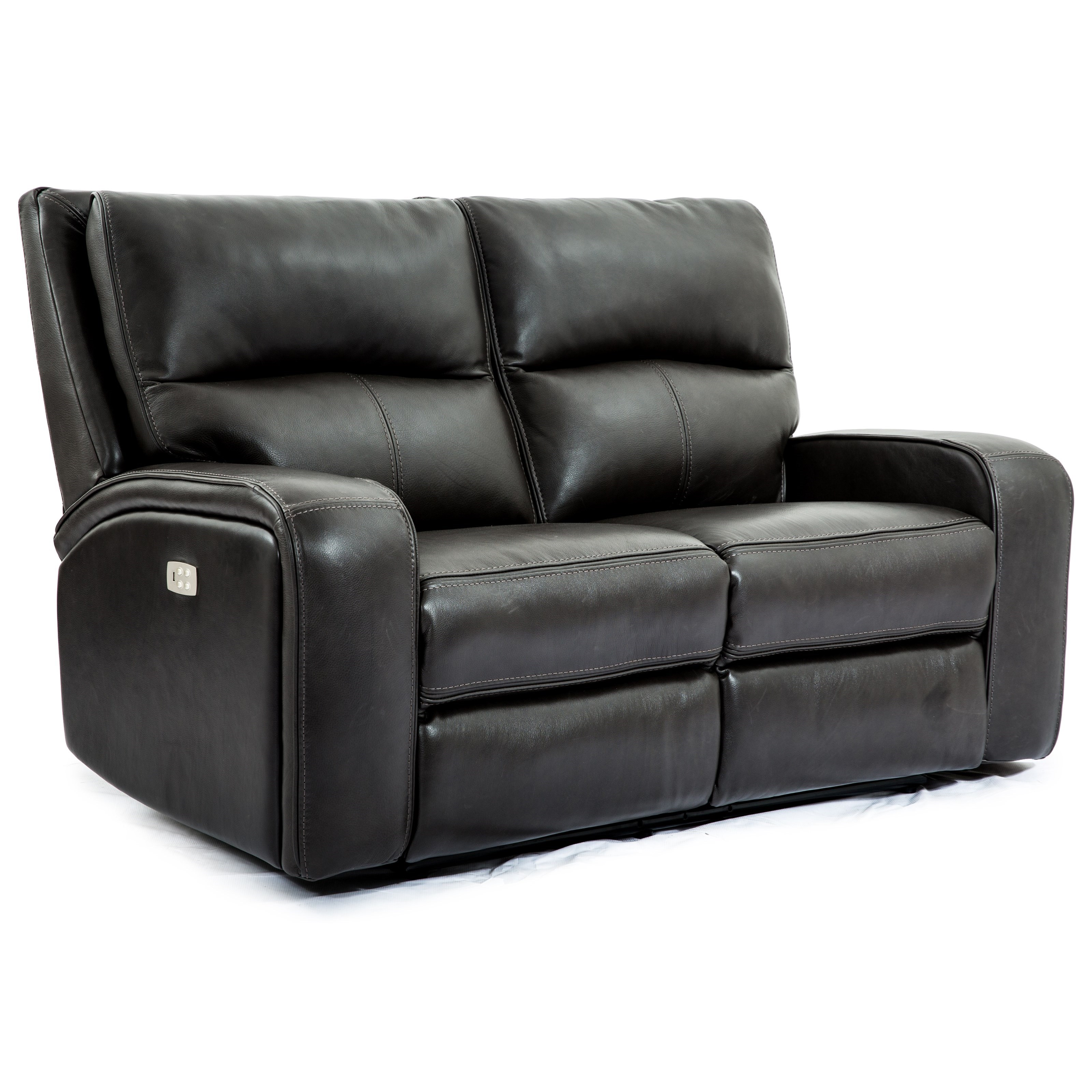Peachy Cheers 5168Hm Reclining Power Loveseat With Power Headrests Ibusinesslaw Wood Chair Design Ideas Ibusinesslaworg
