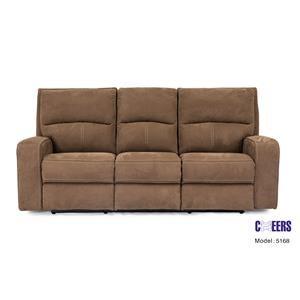 Cheers Sofa 5168M Motion High Back Reclining Sofa