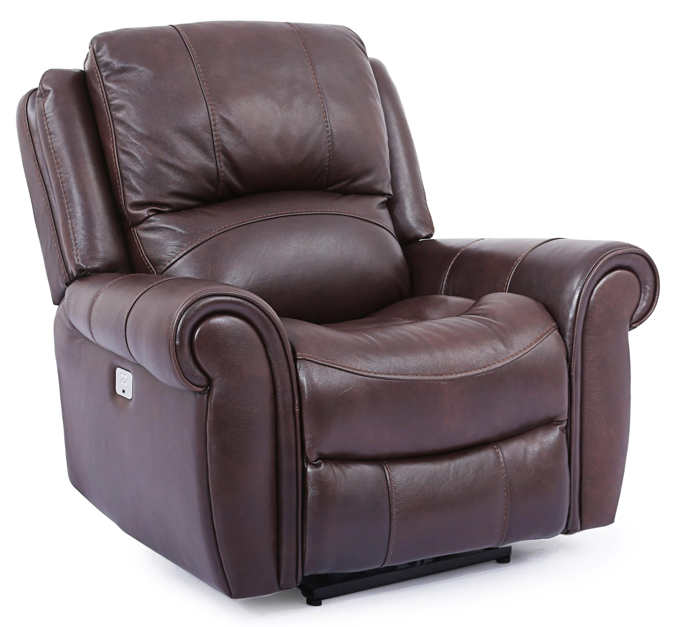 Cheers Sofa 5175M Power Recliner - Item Number: UXW5175-L1-1E-PHR-2545