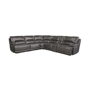 Cheers Sofa 5185 Power Reclining Sectional with Console