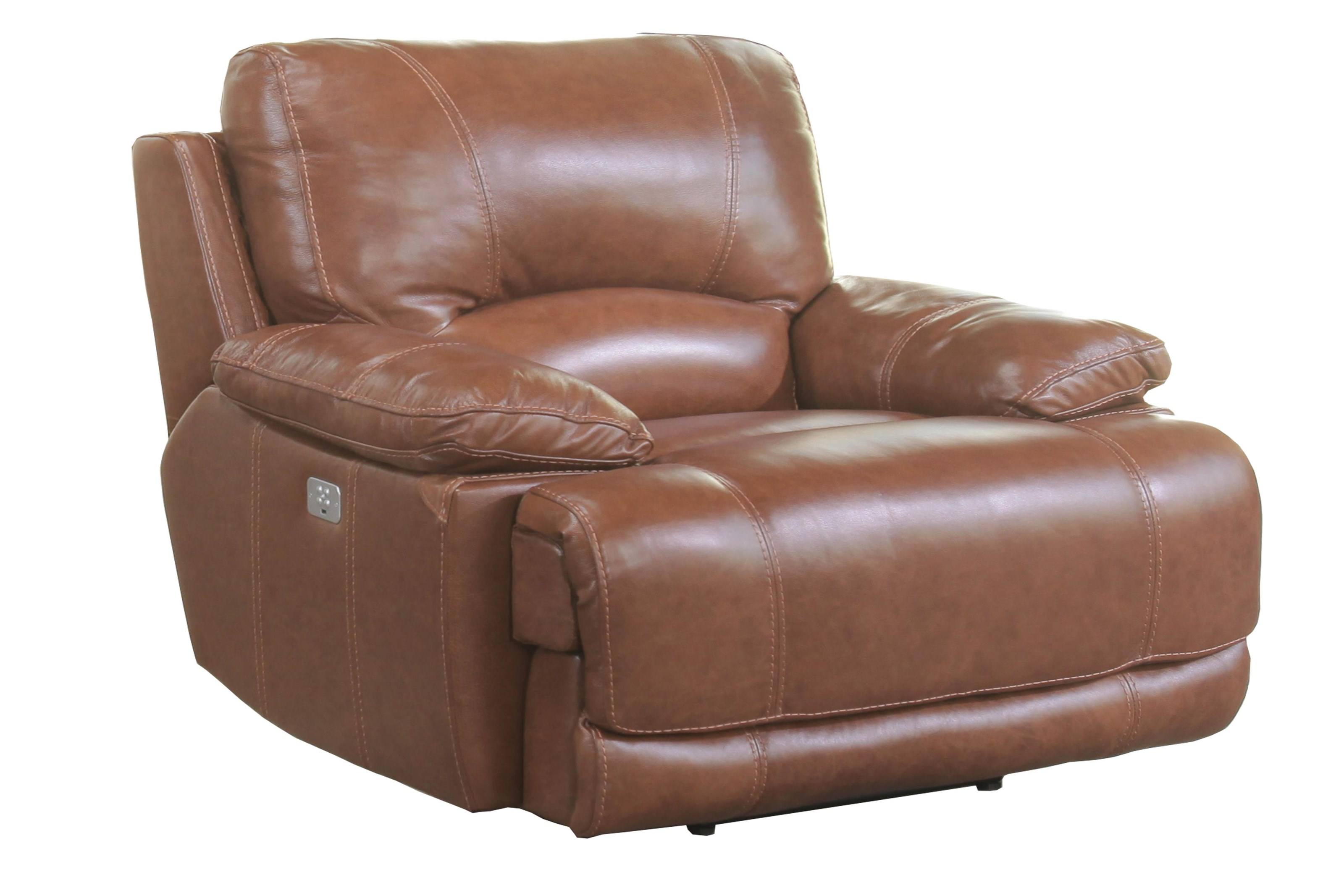 Cheers Sofa 5185 Power Recliner with Power Headrest - Item Number: 5185-L1-4040