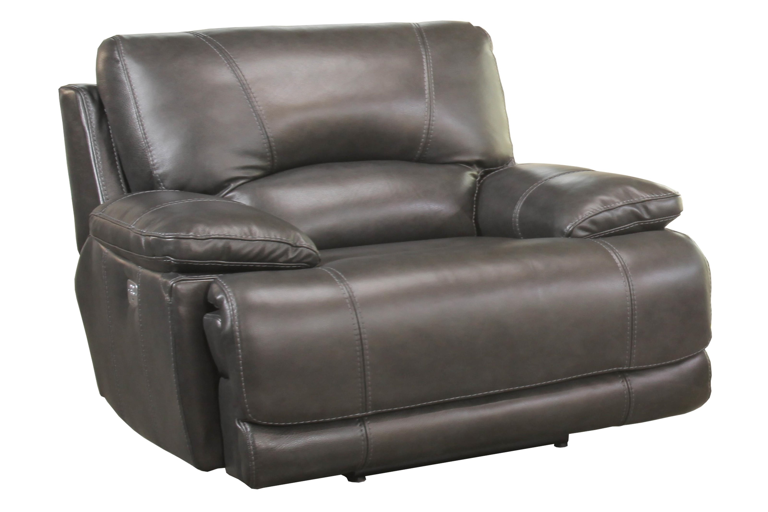 Cheers Sofa 5185 Power Recliner with Power Headrest - Item Number: 5185-L1-4044