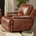 Alex Express 5185M Power Recliner - Item Number: 5185M-L1-1E-PHR-30767