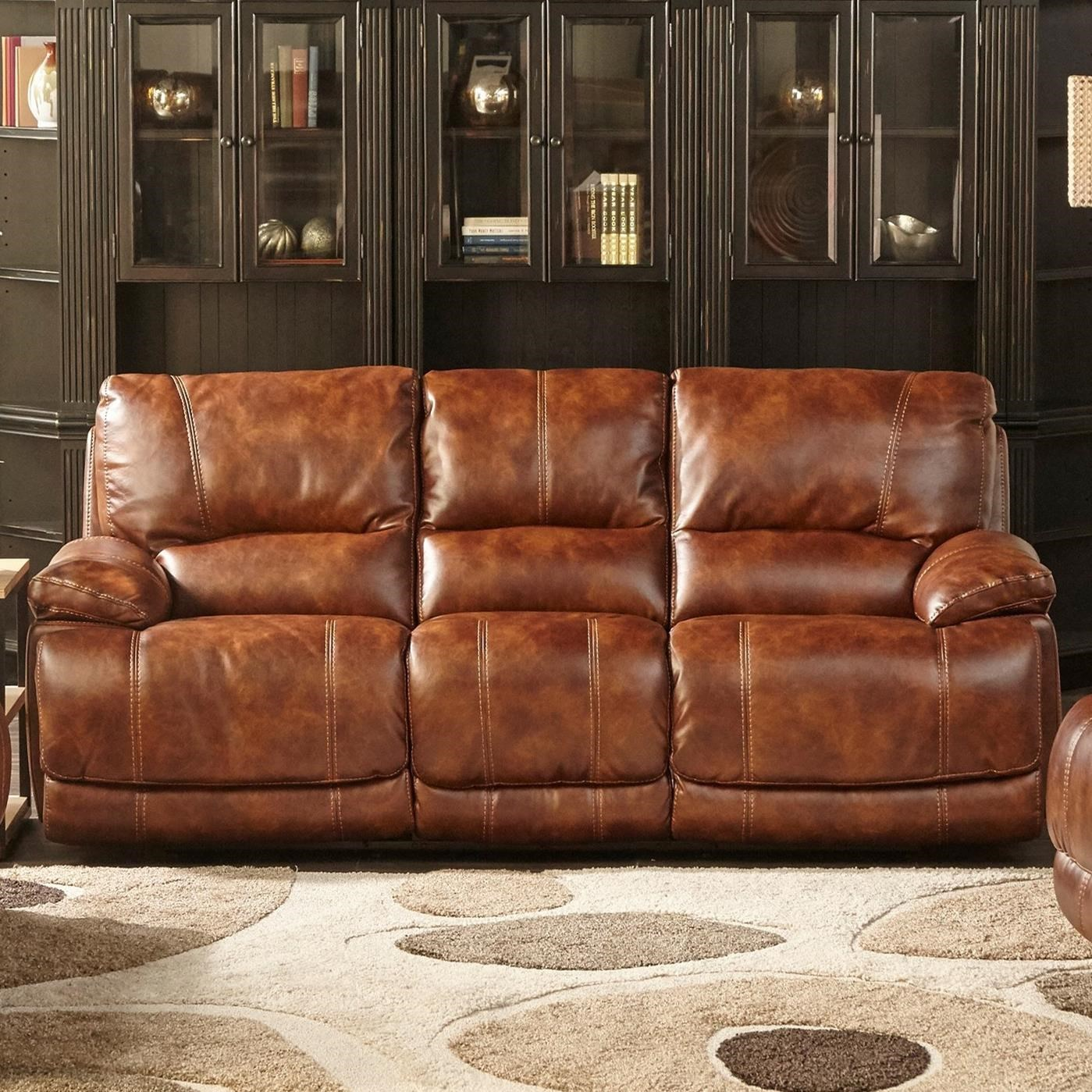 Cheers Sofa 5185M Power Sofa - Item Number: 5185M-L3-2E-PHR-30767