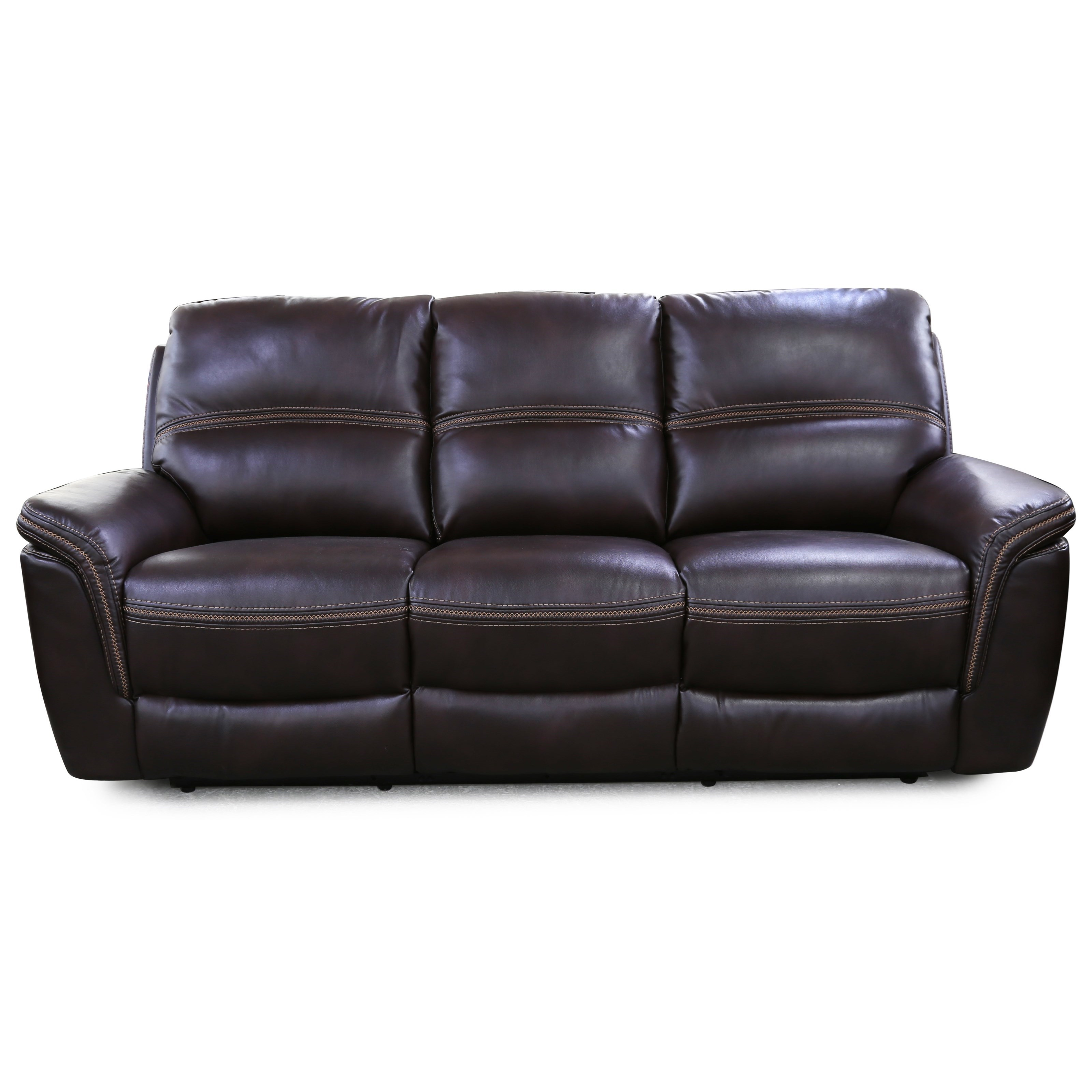 Cheers Sofa Townsend Power Reclining Sofa - Item Number: 5571-L3-2EZ 35749