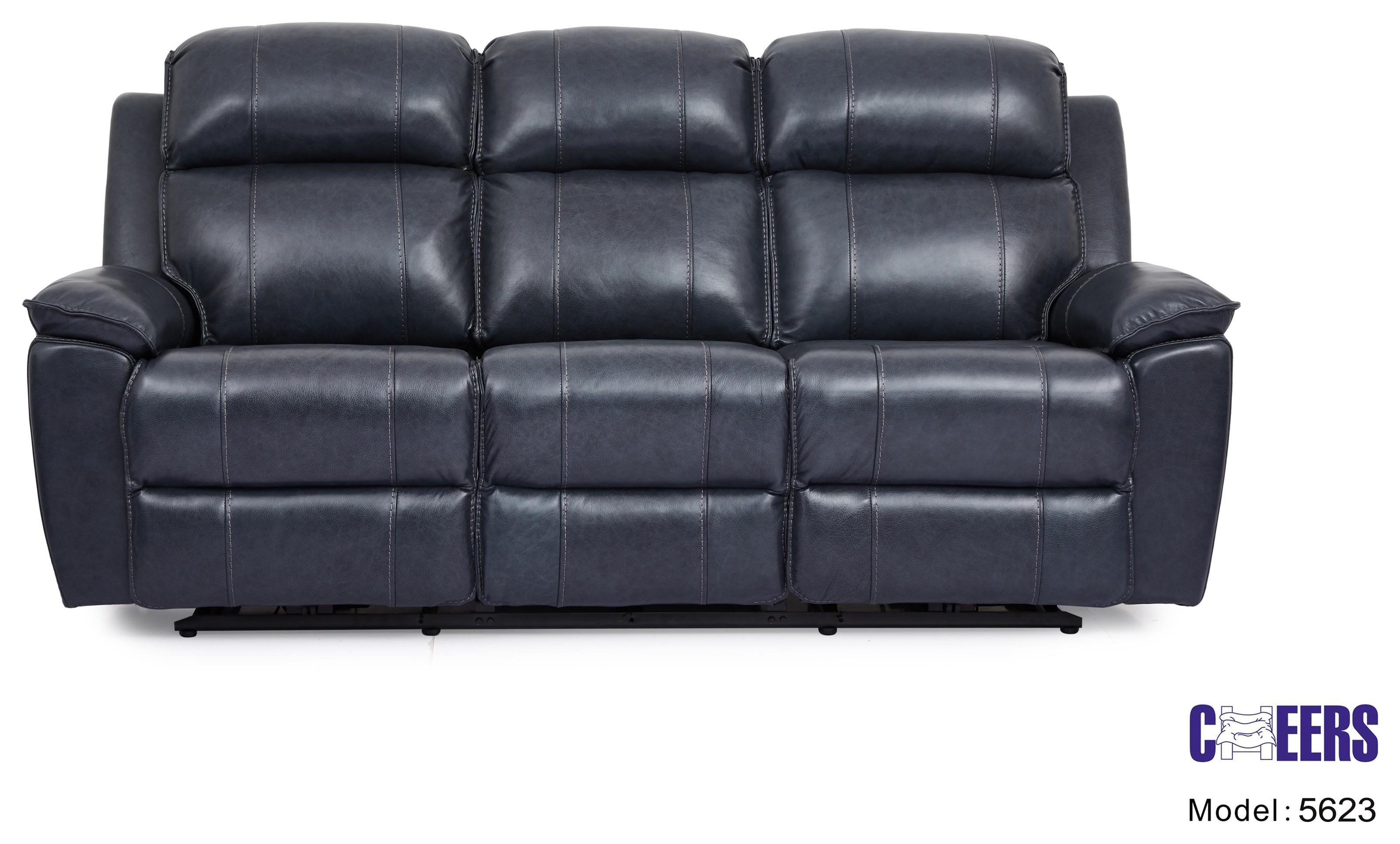 Triple Play Sofa
