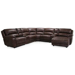 Cheers Sofa 8532 Sectional Sofa