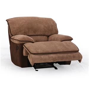 Cheers 8706M Casual Glider Recliner