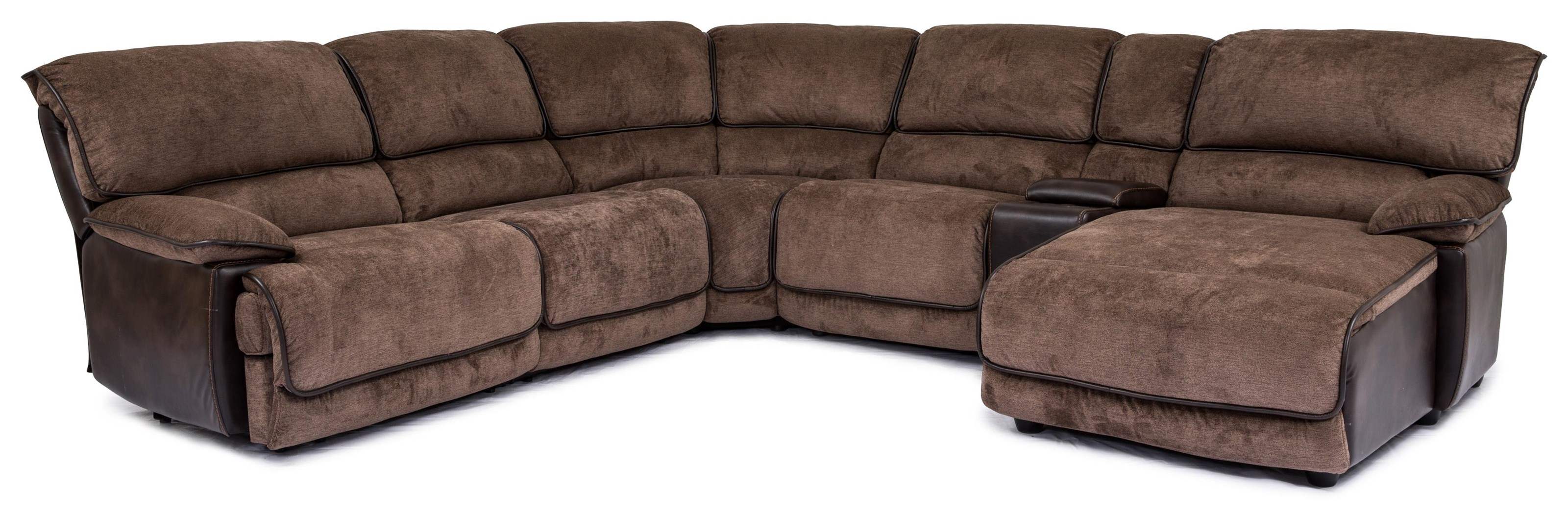 8706M Casual Sectional Sofa by Cheers at Westrich Furniture & Appliances