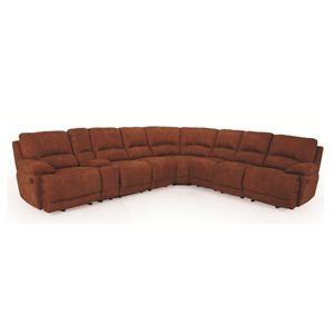 Cheers Sofa 8861M MANUAL - MOTION Reclining Sectional Sofa