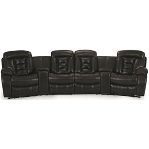 Cheers Sofa 9396 Power Theater Seating