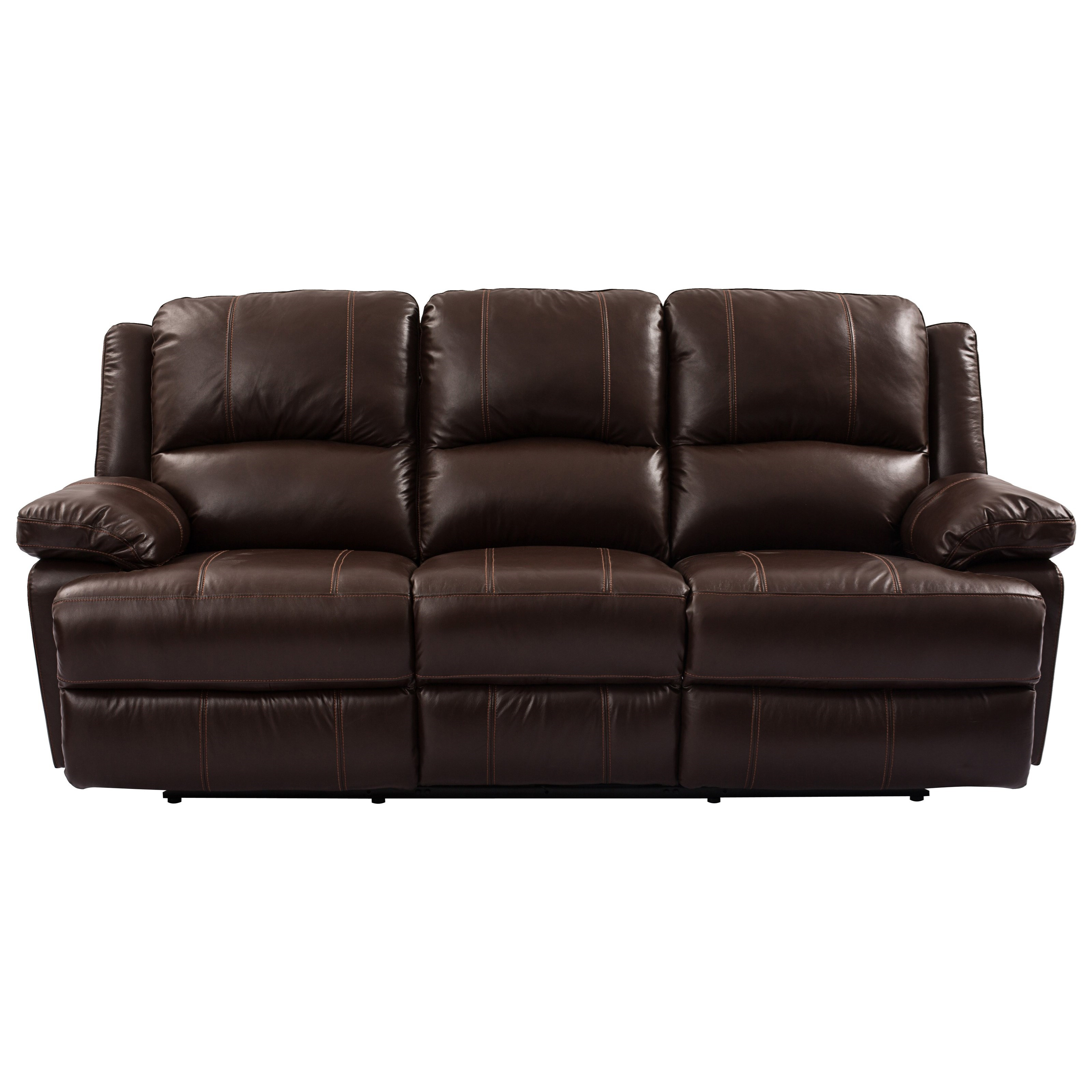 Cheers Sofa 9863 Dual Power Reclining Sofa - Item Number: 9863-L3-2E-2527