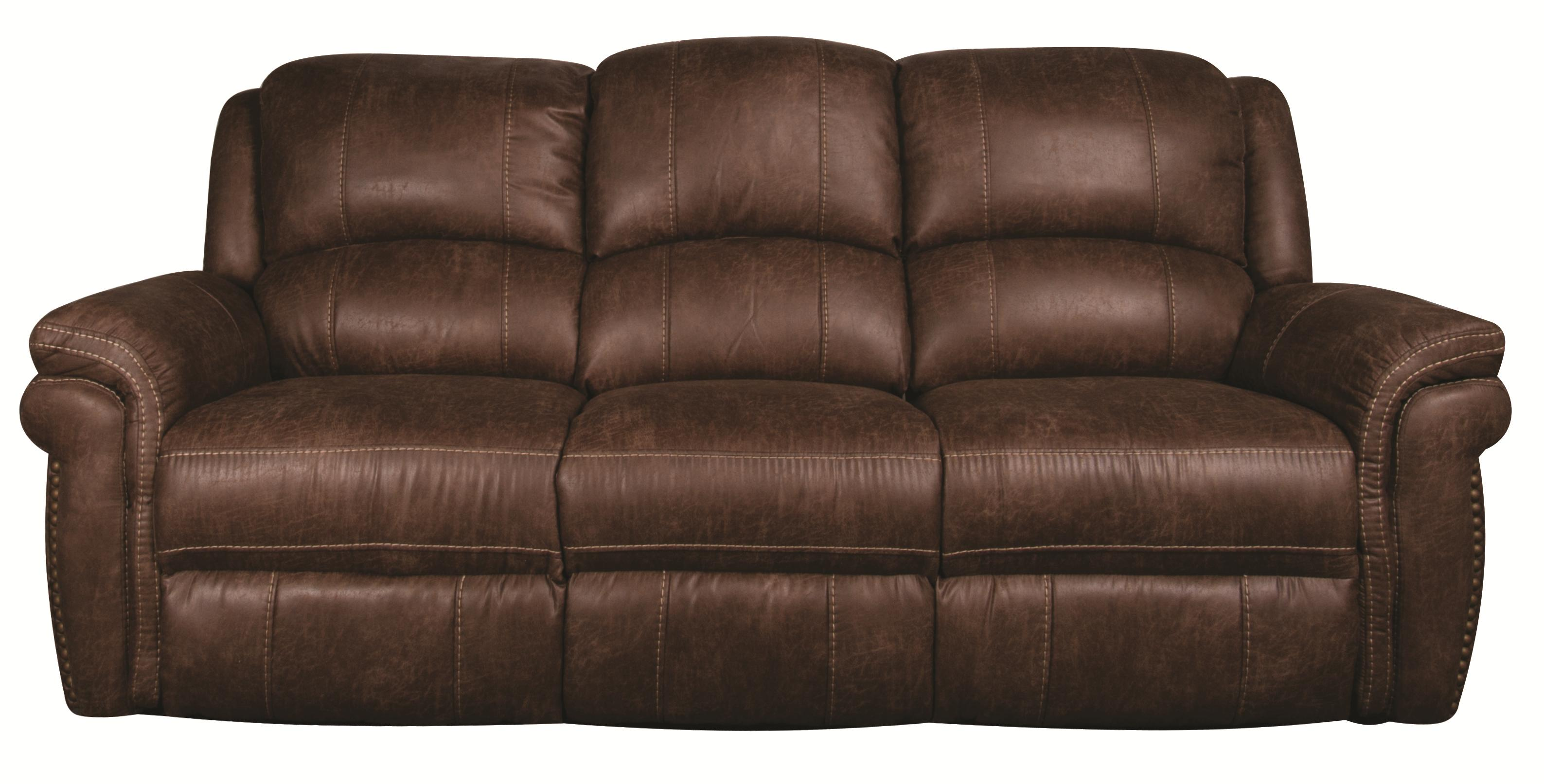 Morris Home Furnishings Beau Beau Power Reclining Sofa - Item Number: 102848009