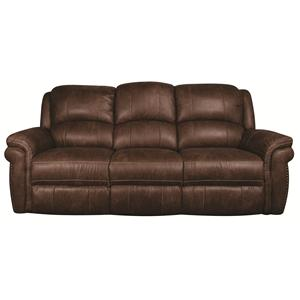 Morris Home Furnishings Beau Beau Power Reclining Sofa