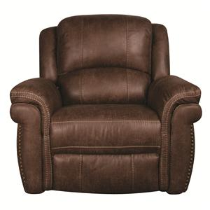 Morris Home Beau Beau Power Recliner