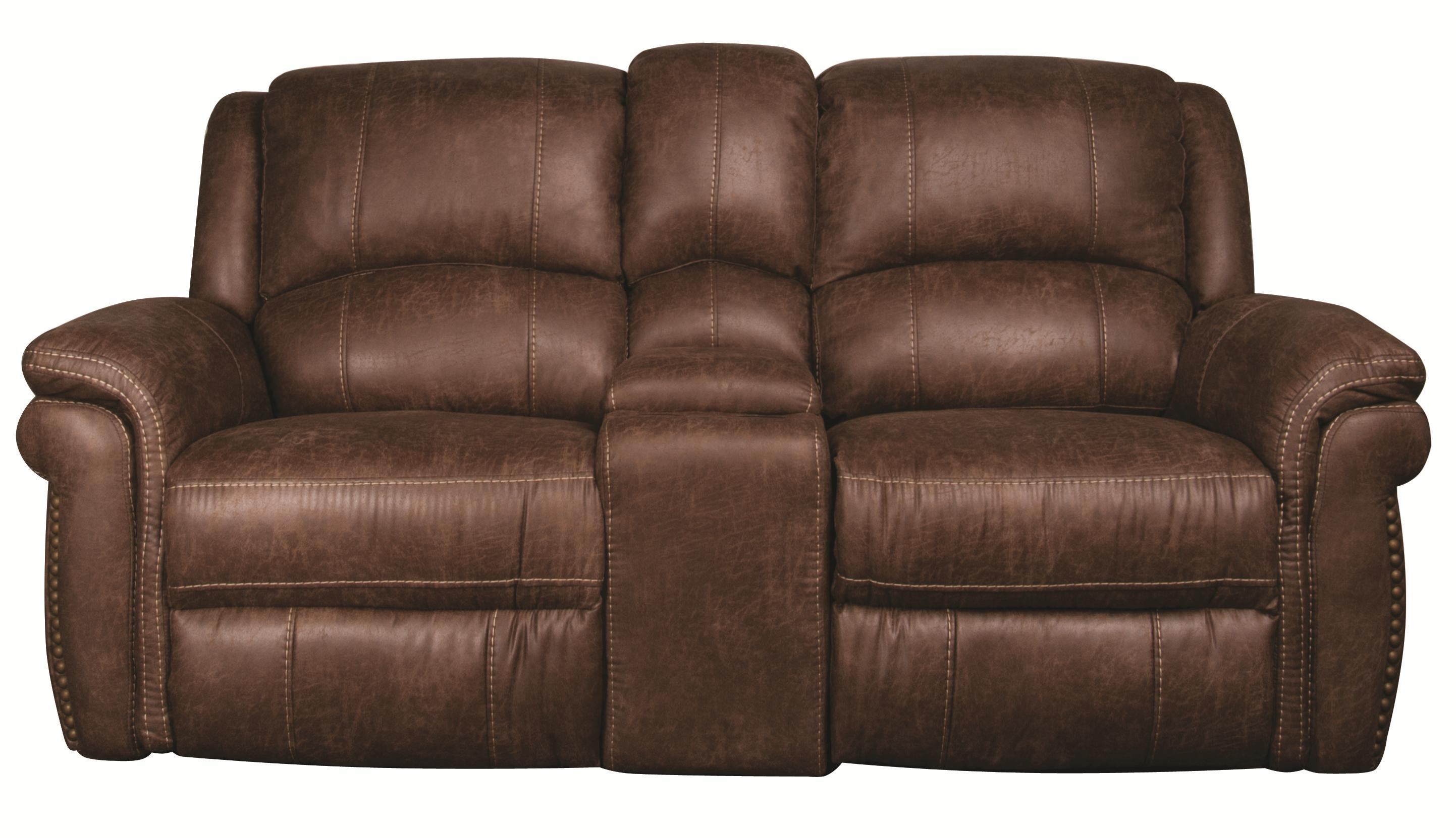 Morris Home Furnishings Beau Beau 3-Piece Reclining Loveseat - Item Number: 147848002