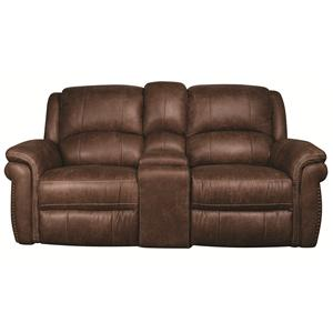 Morris Home Beau Beau 3-Piece Reclining Loveseat