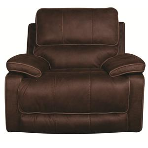 Morris Home Furnishings Brock Brock Power Recliner