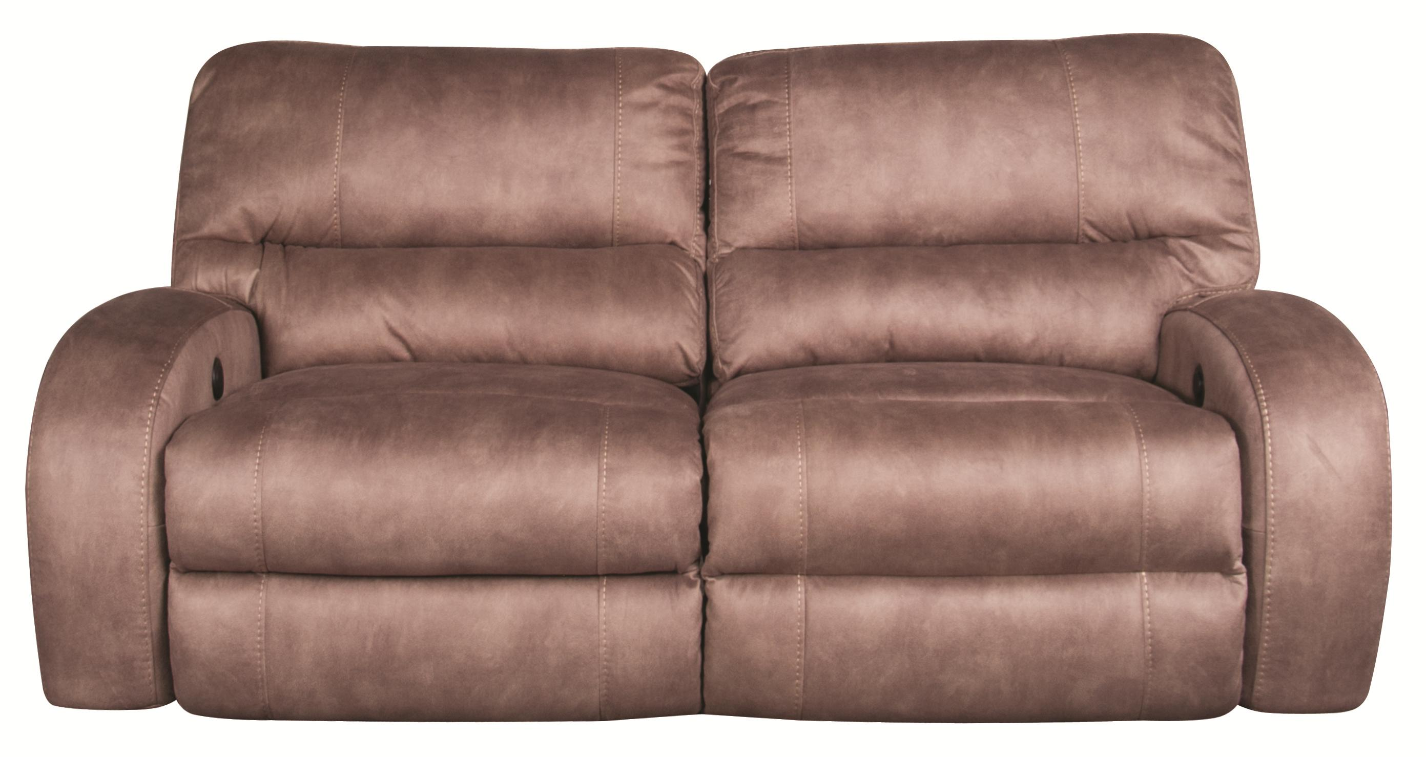 Morris Home Furnishings Caiden Caiden Power Reclining Sofa - Item Number: 102849900