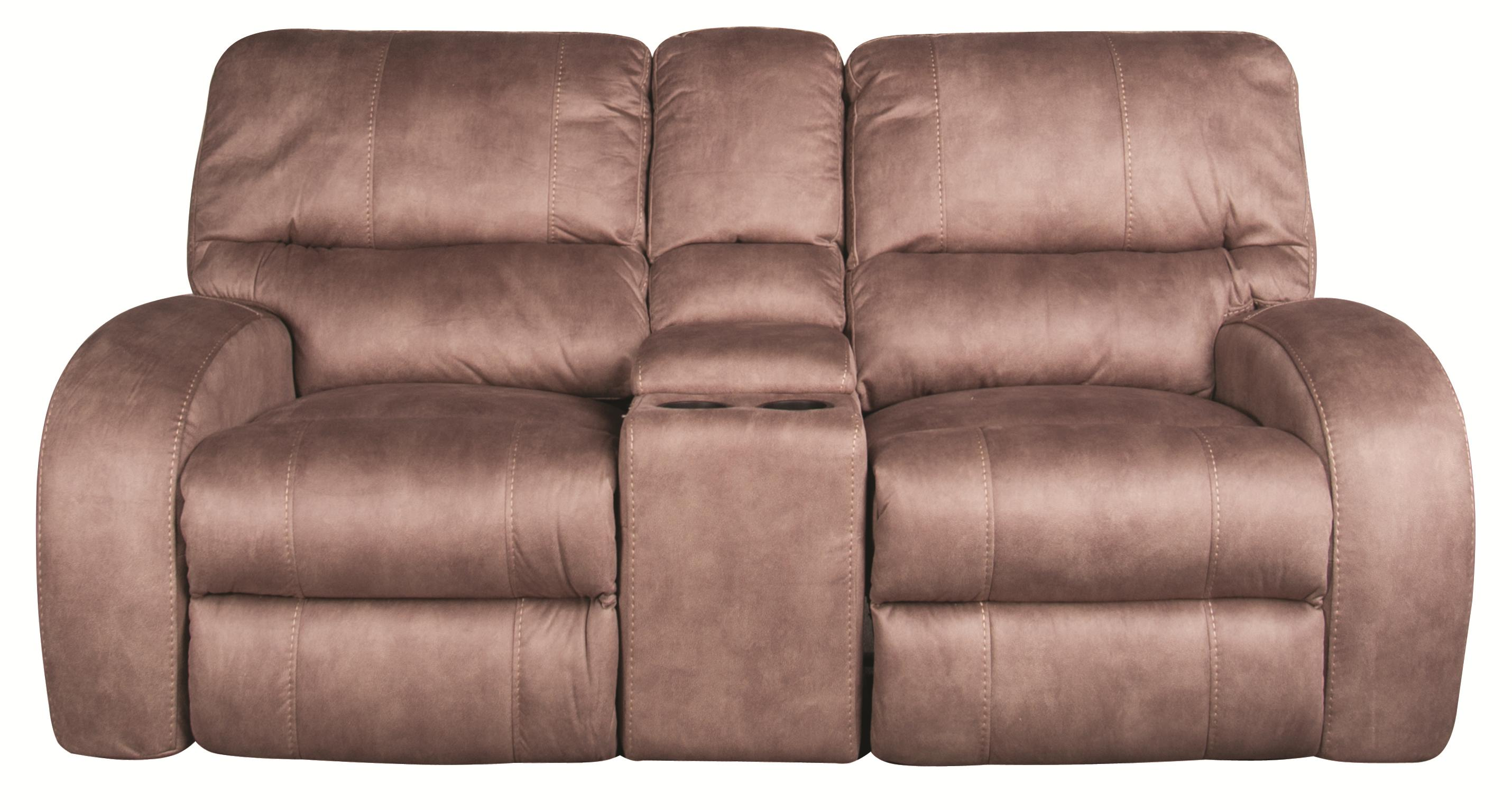 Morris Home Furnishings Caiden Caiden 3-Piece Glider Reclining Loveseat - Item Number: 147849903