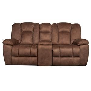 Morris Home Furnishings Caleb - Caleb Gliding Reclining Loveseat