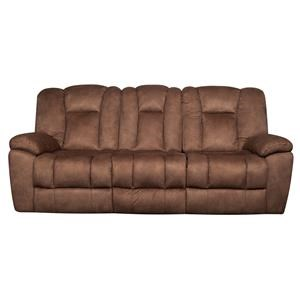 Morris Home Furnishings Caleb - Caleb Reclining Sofa