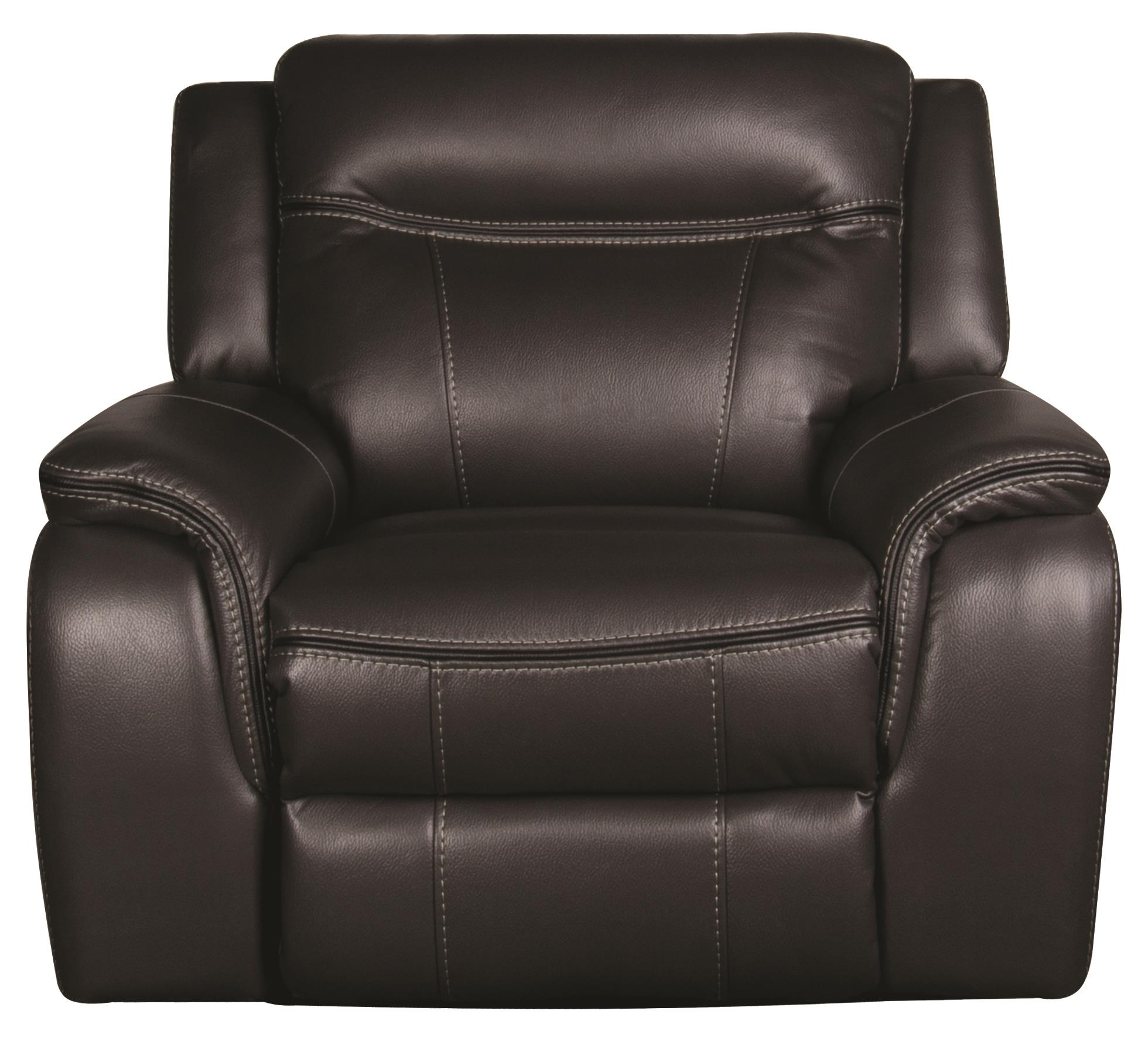 Morris Home Curtis Curtis Power Recliner - Item Number: 108829409