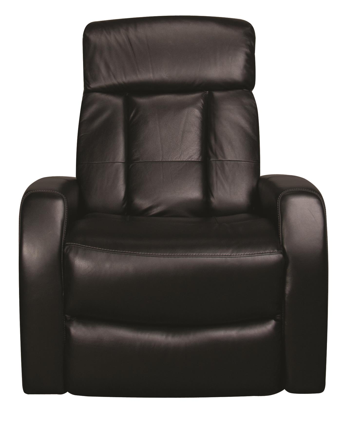 Morris Home Furnishings Dalton  Dalton PWR Leather-Match* Swivel Recliner - Item Number: 578432556