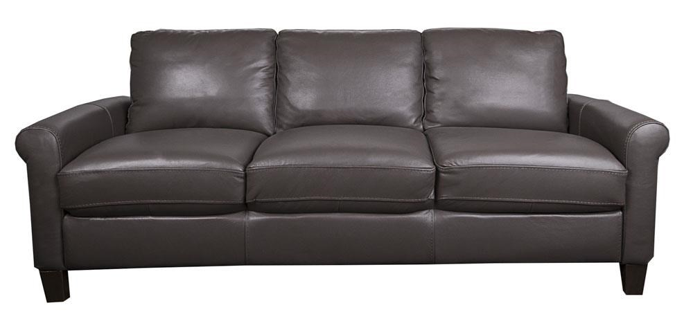 Morris Home Furnishings Dorothy Dorothy Leather-Match* Sofa - Item Number: 589709225
