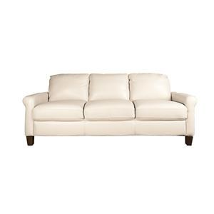 Morris Home Furnishings Dorothy - Dorothy Leather-Match* Sofa
