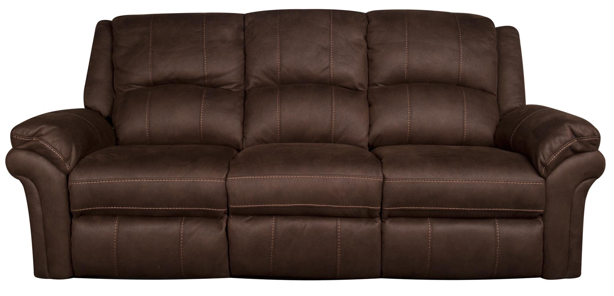 Morris Home Gary Gary Reclining Sofa - Item Number: 102837511