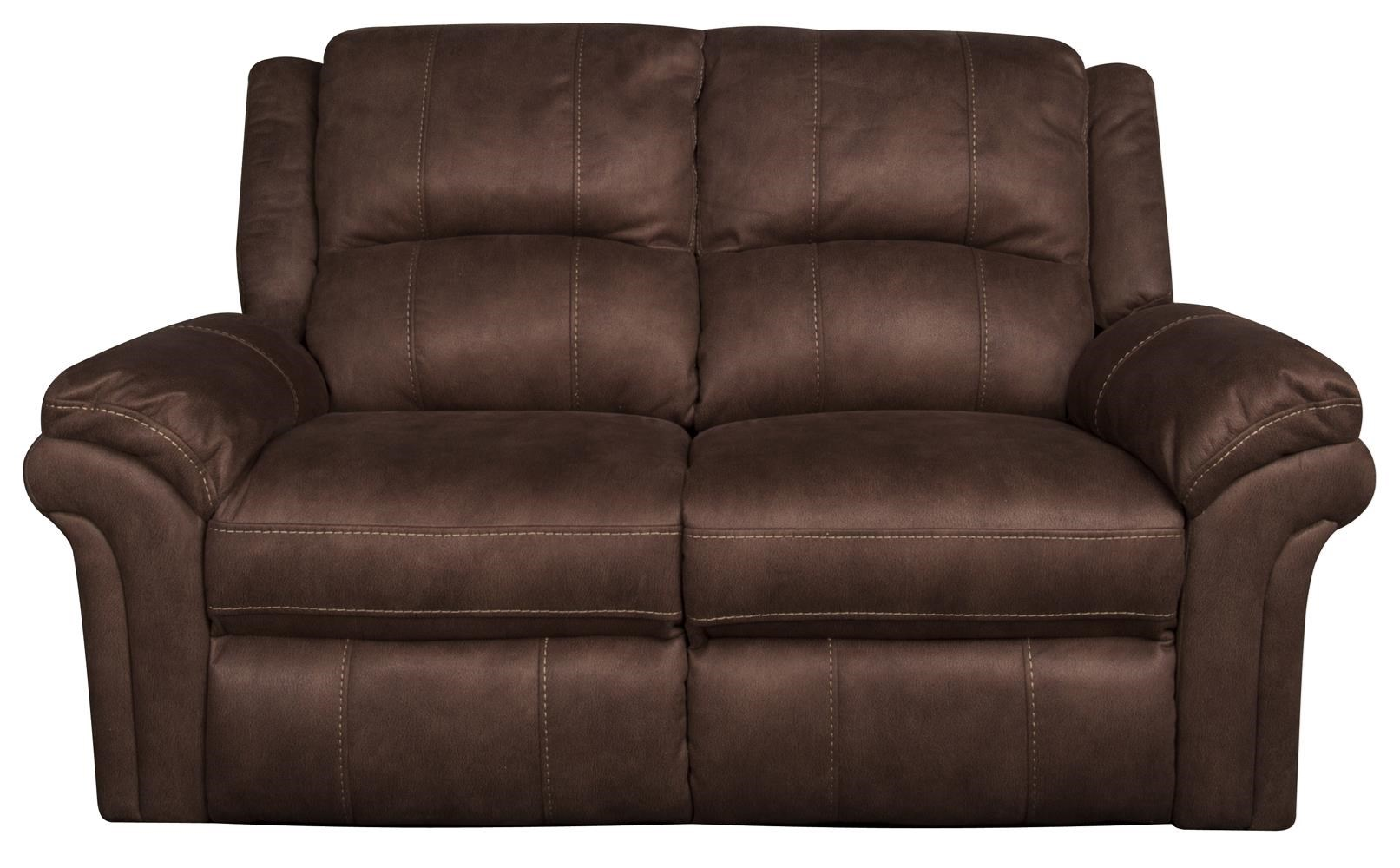 Morris Home Furnishings Gary Gary Reclining Loveseat - Item Number: 105837574