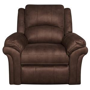 Morris Home Furnishings Gary Gary Glider Recliner