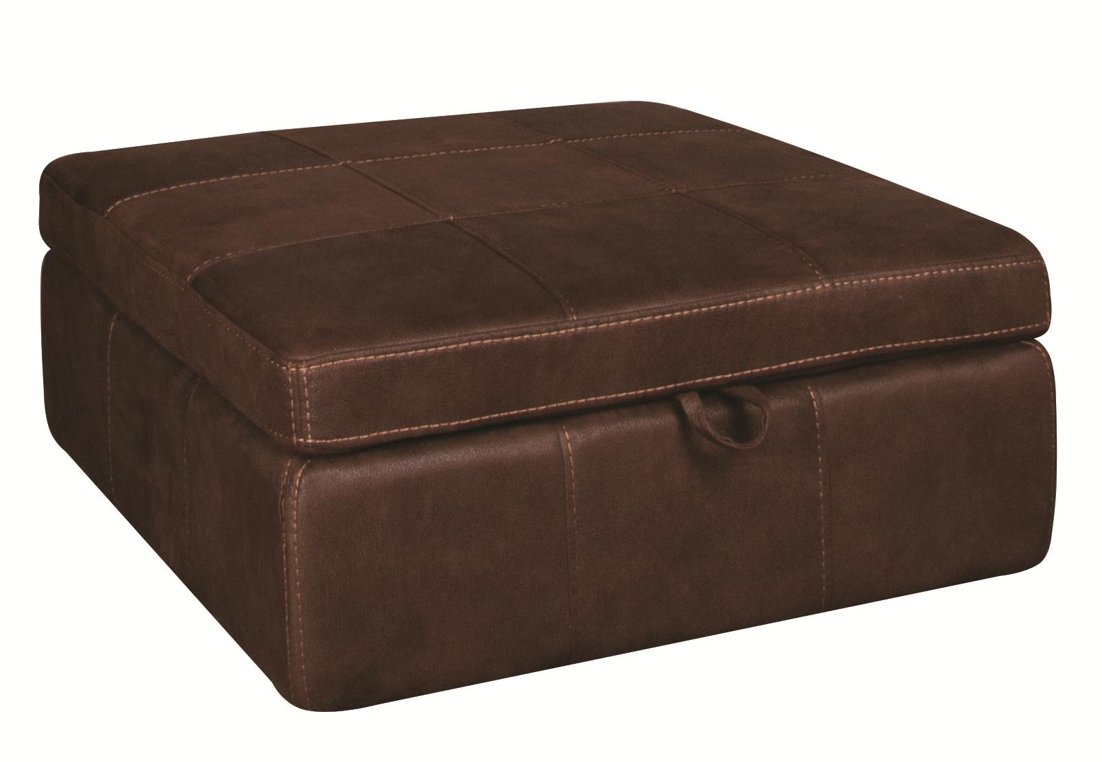 Gary Storage Ottoman with Casters