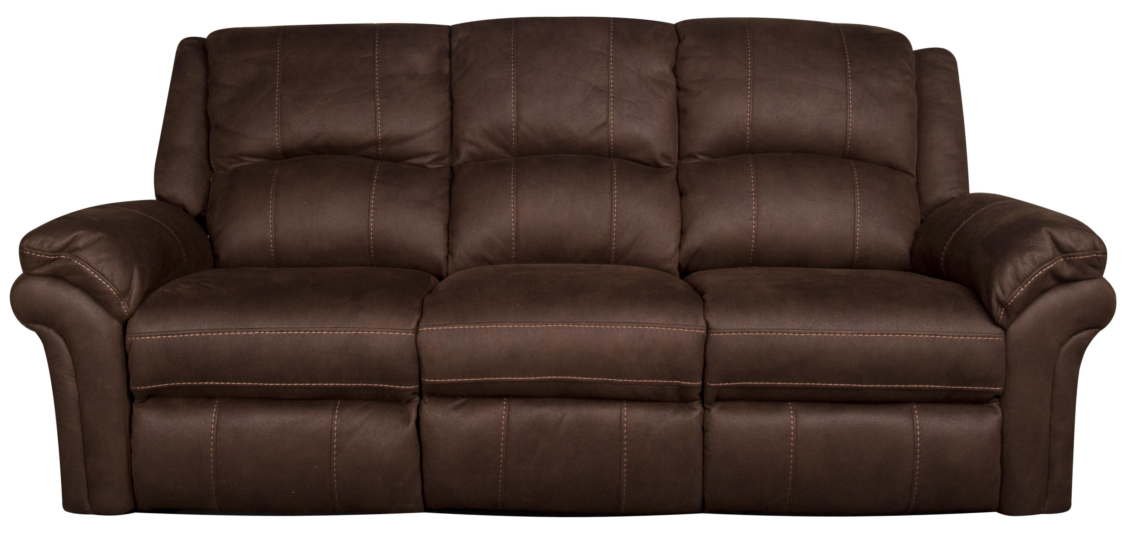 Morris Home Gary Gary Power Reclining Sofa - Item Number: 951990522