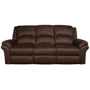 Morris Home Furnishings Gary Gary Power Reclining Sofa