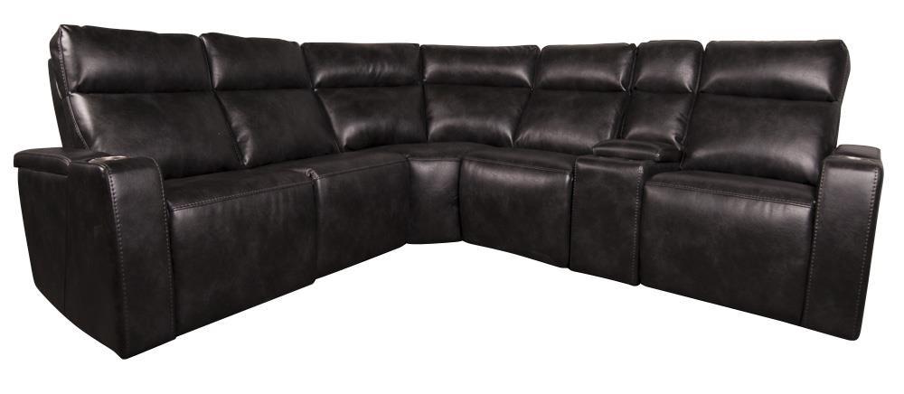 Glendon Power Sectional Sofa
