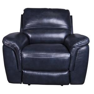 Hartley Leather-Match* Power Recliner w/pwr