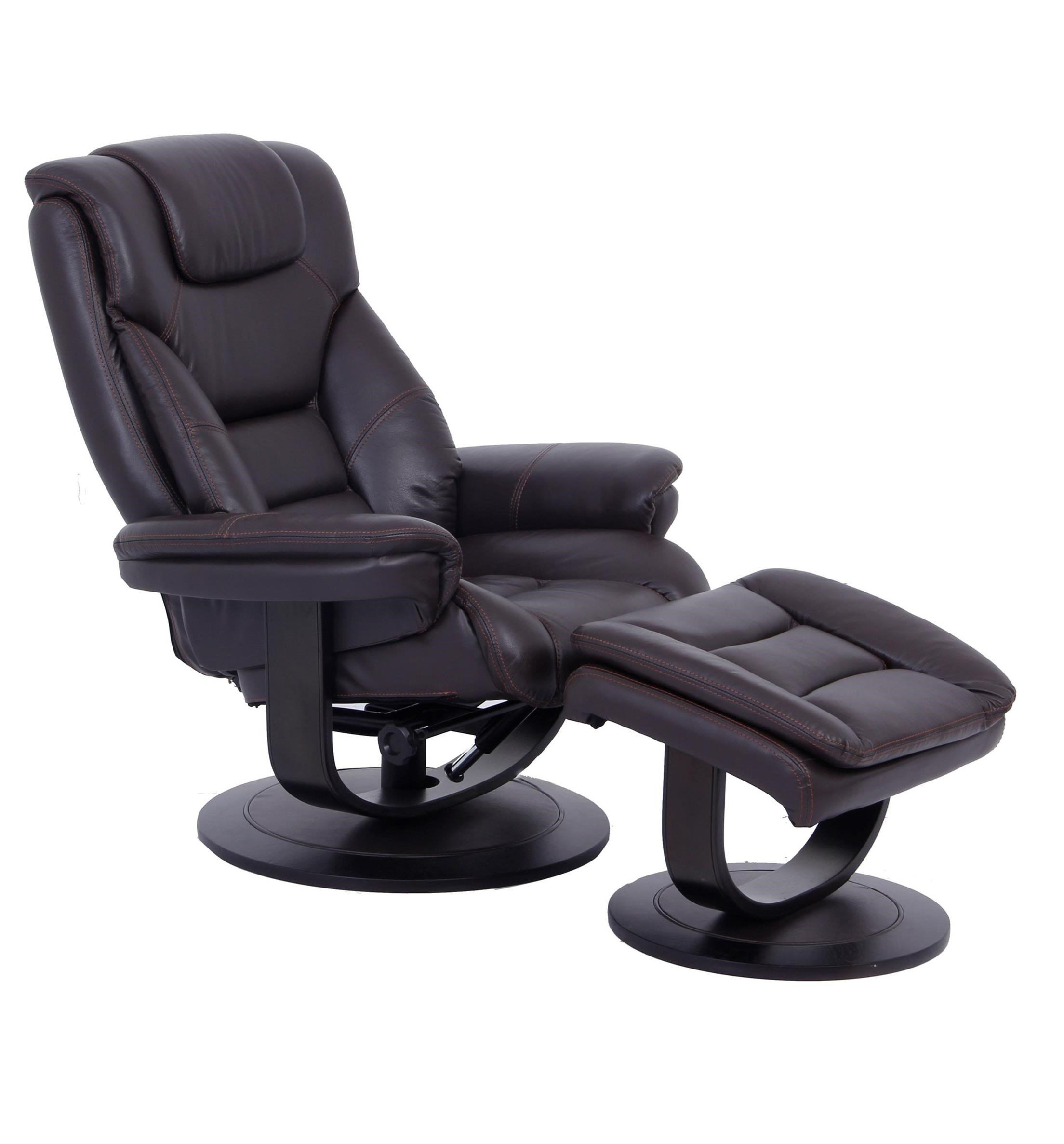 K827 Reclining Chair And Ottoman