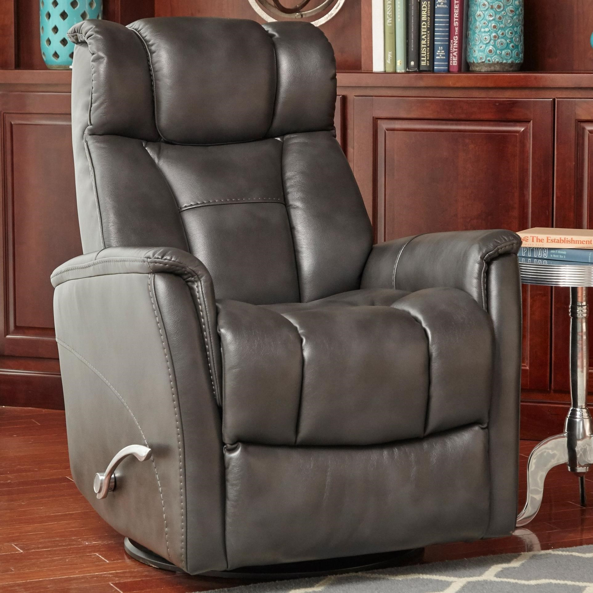 cheers sofa k888m contemporary casual swivel glider recliner