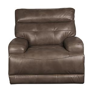 Morris Home Furnishings Lera Lera Power Recliner with Power Headrest
