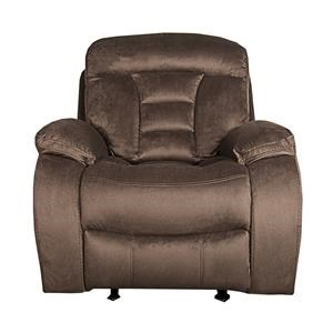 Morris Home Furnishings Merrick Merrick Glider Recliner