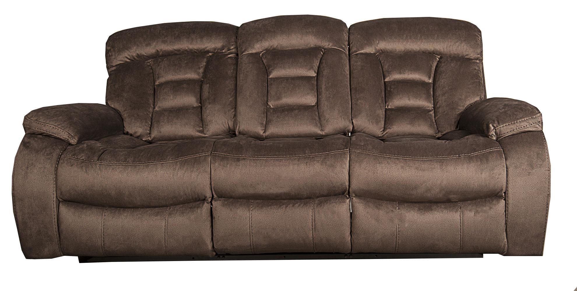 Morris Home Furnishings Merrick Merrick Reclining Sofa - Item Number: 649892270