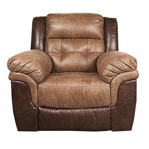 Morris Home Furnishings Montrell Montrell Glider Recliner