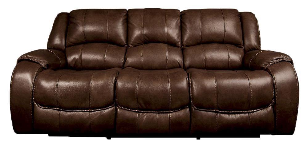 Morris Home Nola Nola Dual Power Reclining Sofa with Power He - Item Number: 165276460