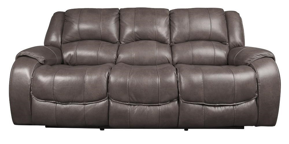 Cheers Sofa Nola Leather Match Power Reclining Sofa With