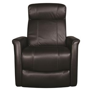 Morris Home Furnishings Perry Perry Swivel Power Recliner