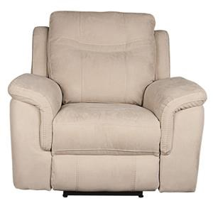 Morris Home Pratt Pratt Power Recliner